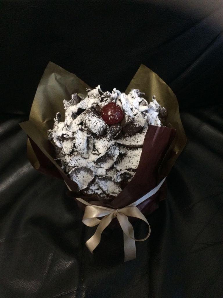 Panetone Decorado em Campinas sabor Chocotone Tradicional
